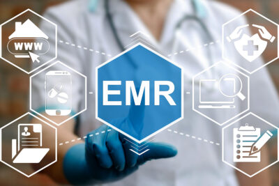 program Electronic Medical Records (EMR) photo